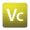 visual, Communicator Goldenrod icon