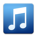 itunes SteelBlue icon