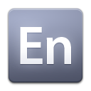 Encore DarkGray icon