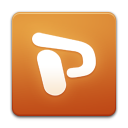 powerpoint, ppt Peru icon