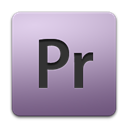 pro, Premiere, adobe Thistle icon