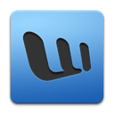 word, microsoft SteelBlue icon