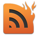 Newsfire Chocolate icon