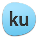 adobe, kuler, Shaped LightSkyBlue icon