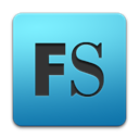 fontlab, studio SteelBlue icon