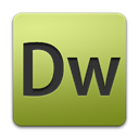 dreamweaver, adobe DarkKhaki icon