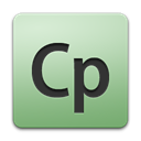 Captivate, adobe DarkSeaGreen icon