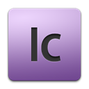 adobe, incopy Thistle icon