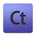 Contribute, adobe MediumPurple icon