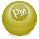 pagemaker DarkGoldenrod icon