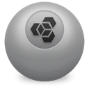 manager, Extension Gray icon