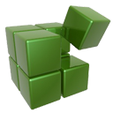 reg, Defrag DarkOliveGreen icon