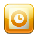 outlook Black icon