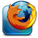 Firefox, Browser Chocolate icon