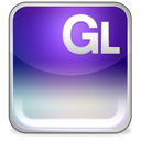 Gl DarkSlateBlue icon