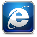 internetexplorer MidnightBlue icon
