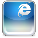 Browser, html, htm, Ie SteelBlue icon