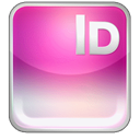 indd HotPink icon
