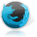 Firefox, Browser DarkSlateGray icon