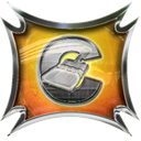 Ccleaner, Rocket Black icon