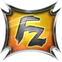 Filezilla Black icon