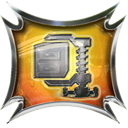 Winzip Black icon