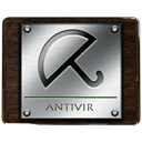 Antivir DarkSlateGray icon