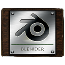 Blender DarkSlateGray icon