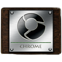 google, chrome DarkSlateGray icon