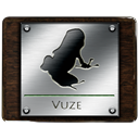 vuze DarkSlateGray icon