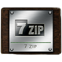 Zip DarkSlateGray icon