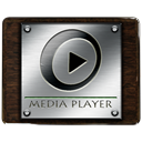 player, media DarkSlateGray icon