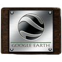 globe, planet, earth, world, google DarkSlateGray icon