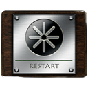 restart DarkSlateGray icon