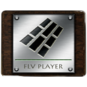 player, flv DarkSlateGray icon