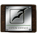 office, open DarkSlateGray icon