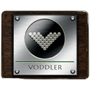 voddler DarkSlateGray icon