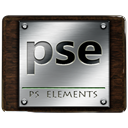 photoshop, Elements, Ps DarkSlateGray icon