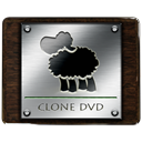 Clone, disc, Dvd DarkSlateGray icon