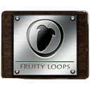 Loop, Fruity DarkSlateGray icon