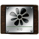 icq DarkSlateGray icon