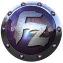 Filezilla DarkSlateGray icon