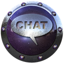 Comment, Chat, speak, talk DarkSlateGray icon