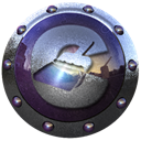 Ccleaner DarkSlateGray icon