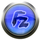 Filezilla, Blue Black icon