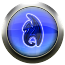 Blue, Maya Black icon