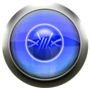 Blue, Frostwire CornflowerBlue icon