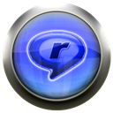 Blue, real player CornflowerBlue icon