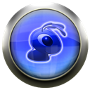 Blue, webmoney CornflowerBlue icon