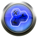 upload, Up, increase, Ascending, Blue, tune, rise, tune up, Ascend CornflowerBlue icon